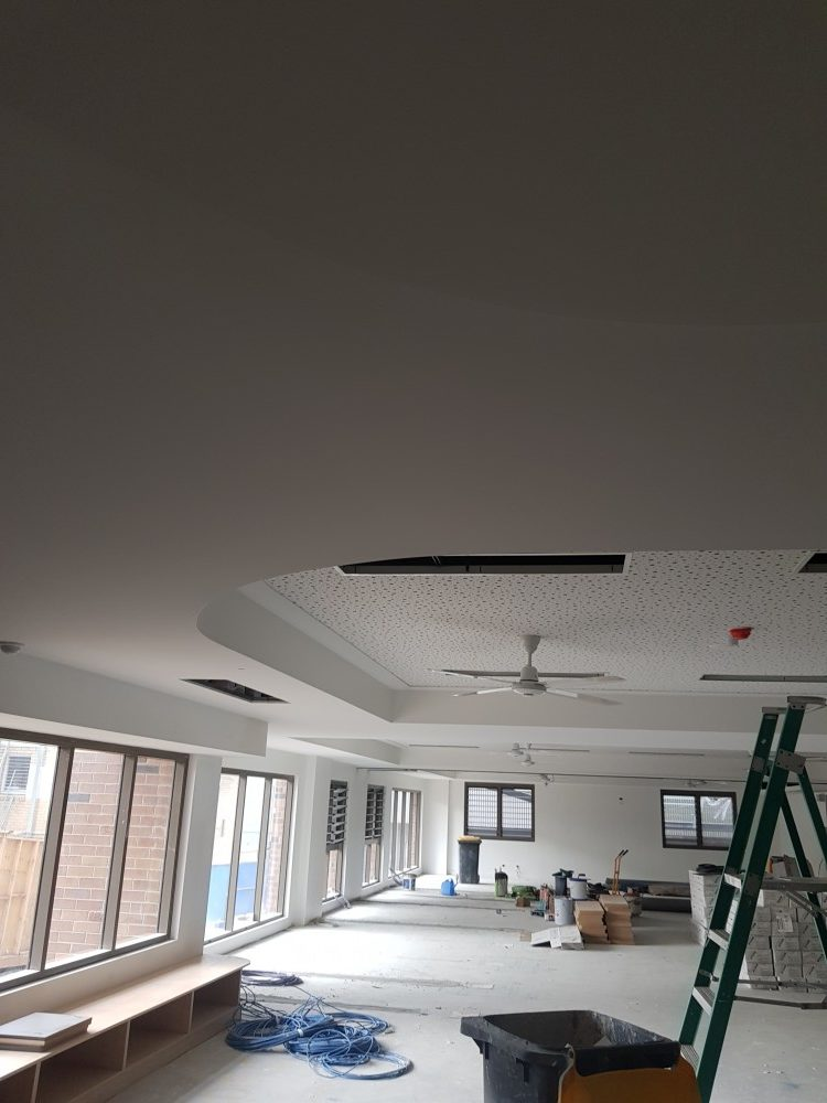 Knauf Stratopanel Ceiling Suspended Ceilings Qld